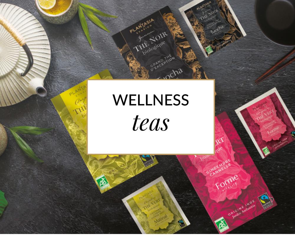 thés d'origine plantasia